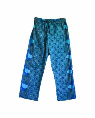 Rock and Stones Blue Zzz Pants