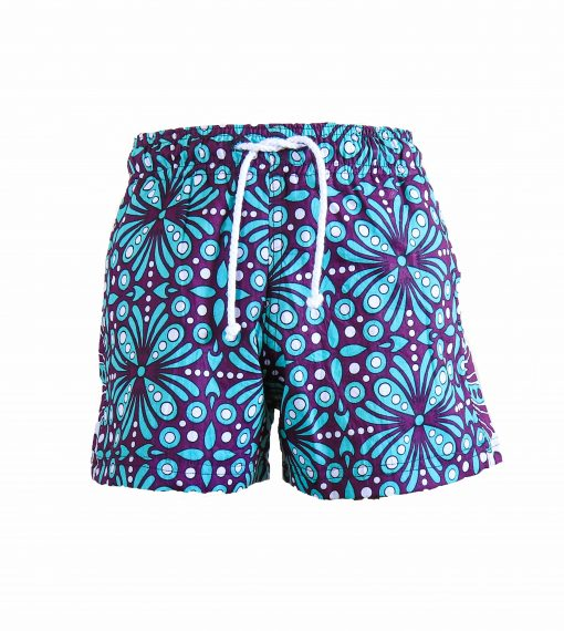 Rock and Stones Boys Beach and Bush Shorts Light Blue and Purple 2 (73 of 126)