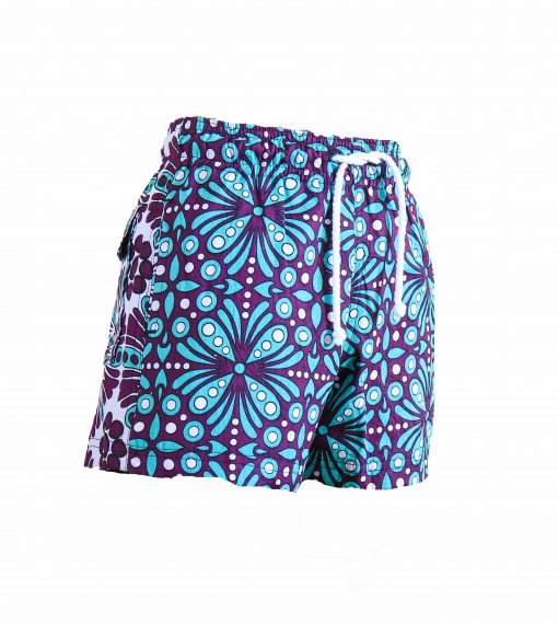 Rock and Stones Boys Beach and Bush Shorts Light Blue and Purple 3 (74 of 126)
