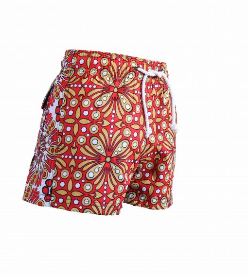 Rock and Stones Boys Beach and Bush Shorts Red and Brown 3 (68 of 126)