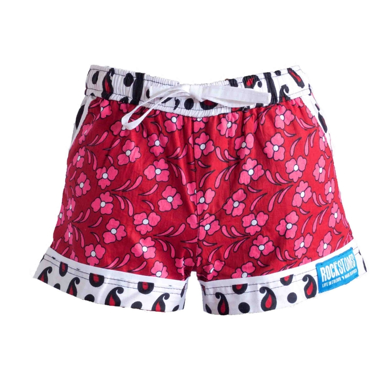 Rock and Stones Ladies Beach and Bush Shorts 16