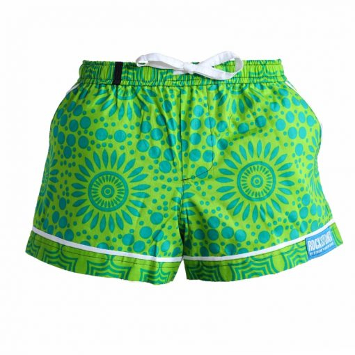 Rock and Stones Ladies Beach and Bush Shorts 1