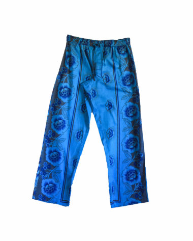 Rock and Stones Light Blue and Dark Blue Zzz Pants