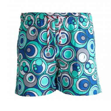 Rock and Stones Mens Beach and Bush Shorts 1