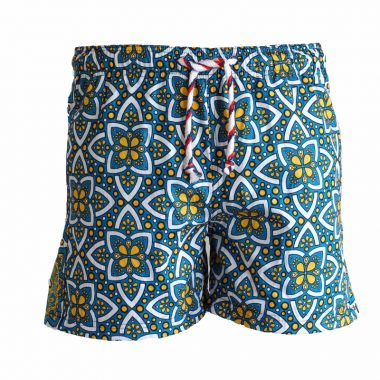 Rock and Stones Mens Beach and Bush Shorts 10