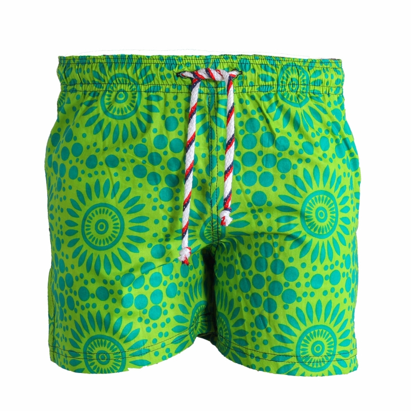 Rock and Stones Mens Beach and Bush Shorts 25