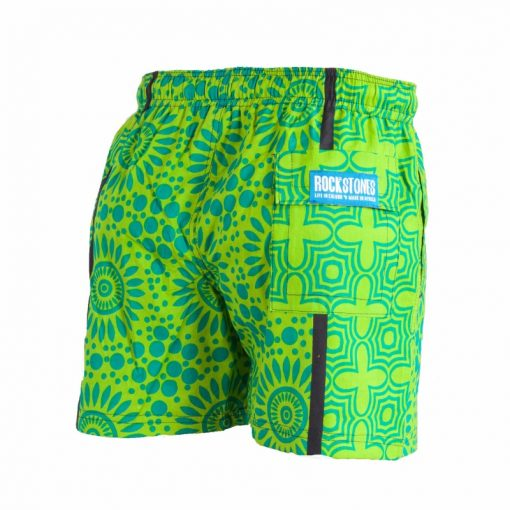 Rock and Stones Mens Beach and Bush Shorts 26
