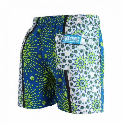 Rock and Stones Mens Beach and Bush Shorts 28