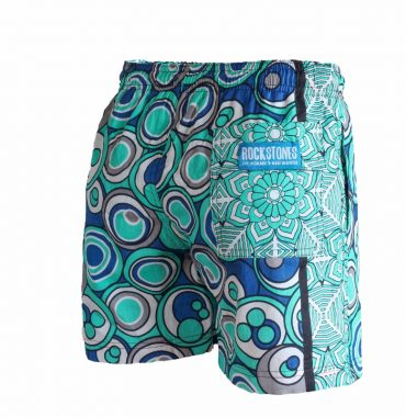 Rock and Stones Mens Beach and Bush Shorts 3