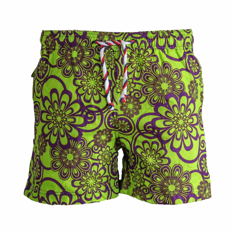 Rock and Stones Mens Beach and Bush Shorts 4