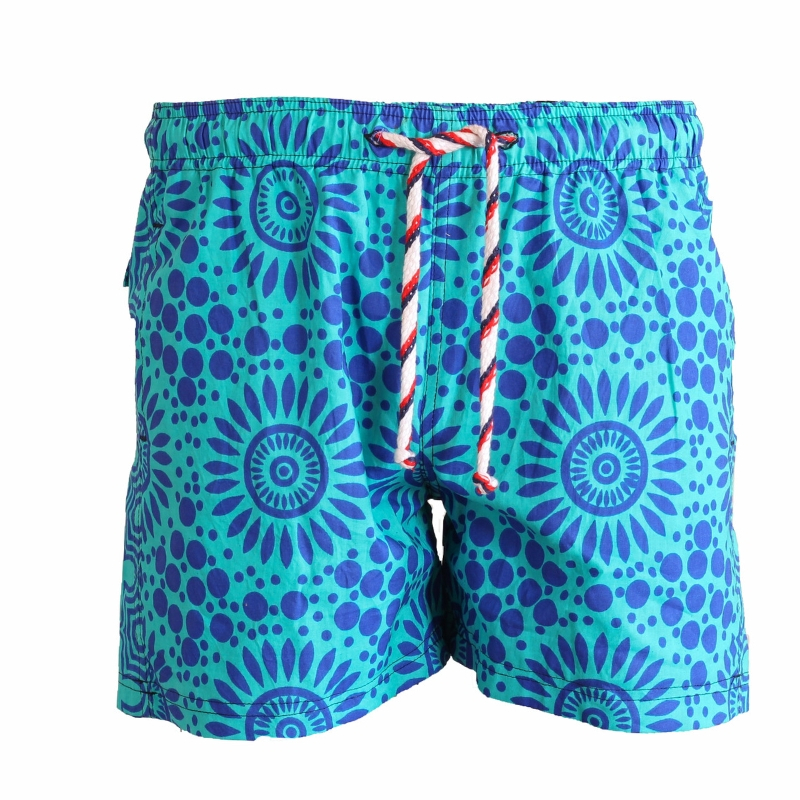 Rock and Stones Mens Beach and Bush Shorts 7