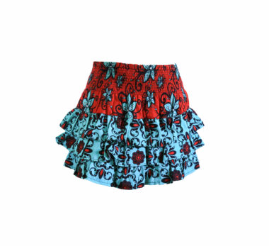 Rock and Stones RaRa Skirts Red & Blue