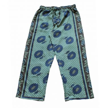 Rock and Stones Zzz Pants - Blue & Brown