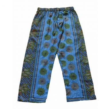 Rock and Stones Zzz Pants - Blue & Green