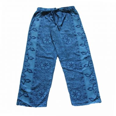 Rock and Stones Zzz Pants - Blue & Light Blue