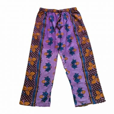 Rock and Stones Zzz Pants - Purple & Orange